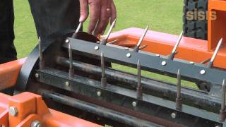 SISIS Multitiner 1.2m - Football Ground Maintenance
