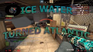 Ice Water, Turned Atlantic