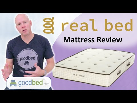 Real Bed Mattress Review (2020)