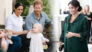 The Unique Royal Baby Names Harry & Meghan Could Choose Based On Their Family Trees