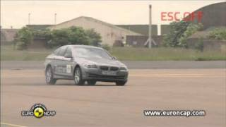 Official Bmw 5 Series 2010 Safety Rating Results