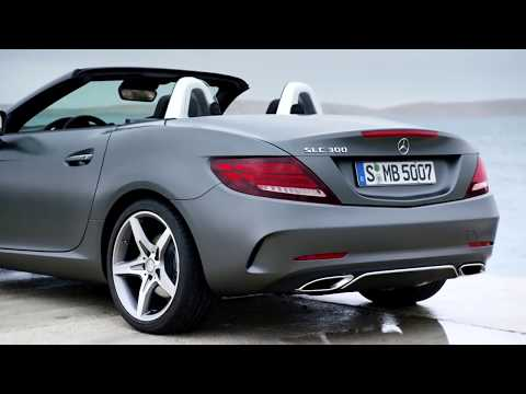 Mercedesbenz  Slc Class Кабриолет класса E - рекламное видео 3