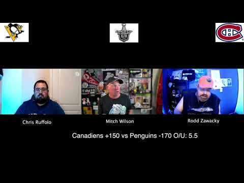 Montreal Canadiens vs Pittsburgh Penguins 8/5/20 NHL Pick and Prediction Stanley Cup Playoffs
