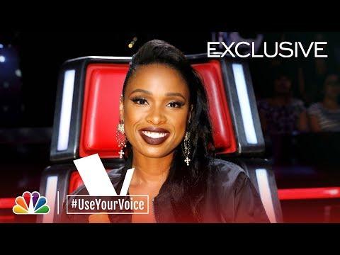 The Voice 2018 - Davon Fleming on Jennifer Hudson (#UseYourVoice)