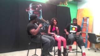 @iamtherealtaj  live on @themixshow Decatur Alabama charter channel 80 8/16/2013
