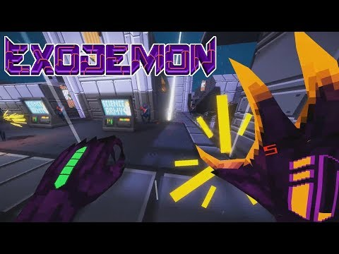 EXODEMON - LAUNCH TRAILER thumbnail