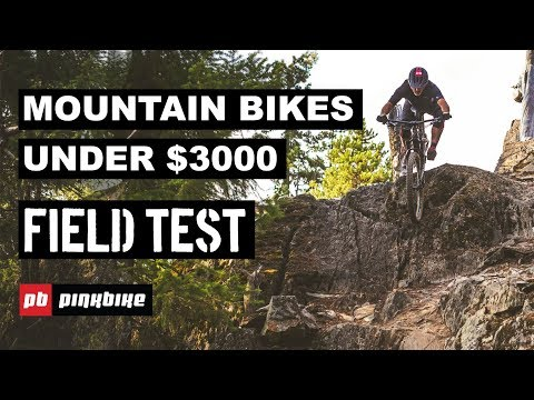 258de6512af 3 Affordable Full Suspension Mountain Bikes Tested | 2018 Pinkbike Field  Test