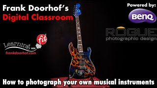 EP - 41 July 17, How to photograph your musical instrument