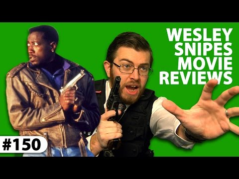 WESLEY SNIPES Action Movie Reviews! (Passenger 57 + Murder At 1600 + US Marshals)