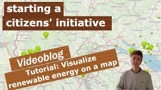 Tutorial: visualize renewable energy on a map