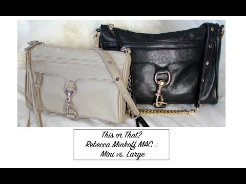 , title : 'This or That?  Rebecca Minkoff Mini Mac: vs. Mac Crossbody'