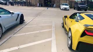 New 2019 ZR-1 Corvettes Sweet sounds