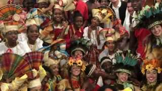 🇫🇷🇬🇵GUADELOUPE  At 2018 International Folklore Festival Fribourg