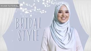 HIJAB TUTORIAL: BRIDAL STYLE