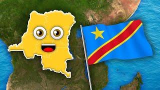 Democratic Republic of the Congo Geography