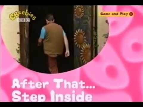 CBeebies Step Inside Bumper UK 2004