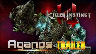 Killer Instinct Season 2 Aganos Trailer   Ghost Girl Tease   HKsmash Facecam Reaction 