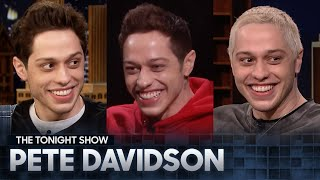 The Best of Pete Davidson on The Tonight Show   The Tonight Show Starring Jimmy Fallon thumbnail