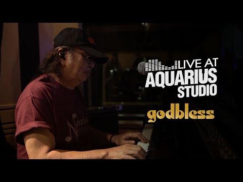 God Bless - Syair Kehidupan | Live At Aquarius Studio