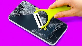 30 GENIUS PHONE LIFE HACKS    5-Minute Recipes For Your Gadget