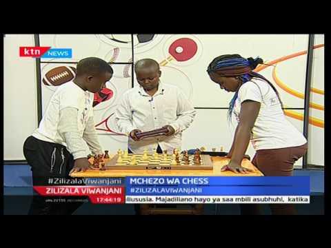 Zilizala Viwanjani: Mchezo wa Chess; mashindano wa Equity yaandaliwa, Disemba 6 2016 part 2