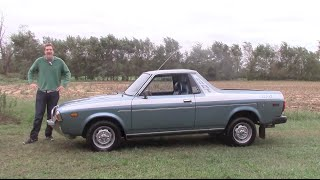 The Subaru BRAT: Everything You Need to Know
