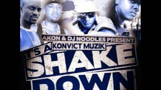 Red cafe ft Akon - Shake down