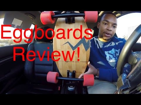 Eggboards mini longboard unboxing & review!