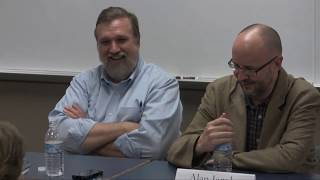 Writers Round Table: Alan Jacobs, ND Wilson, Aaron Rench, and Doug Wilson