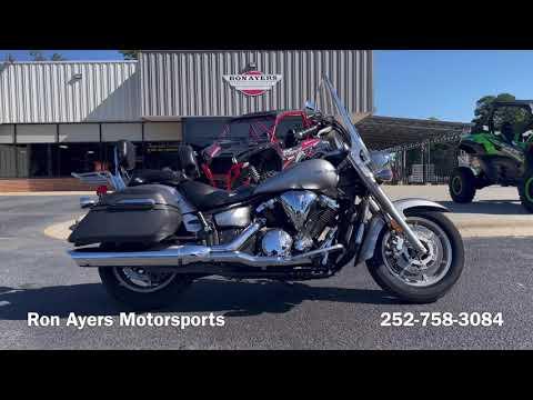 2007 Yamaha V Star® 1300 Tourer in Greenville, North Carolina - Video 1
