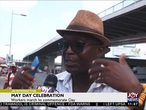 May Day Celebration - Joy News Interactive (1-5-18)