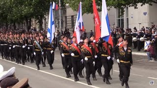 Весь День Победы в Севастополе за 15 минут