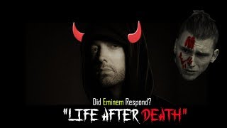 "Eminem - Life After Death (Machine Gun Kelly ""Rap Devil"" Response!?)"