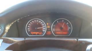 BMW 730d E65 Autobahn Deutschland PL :)