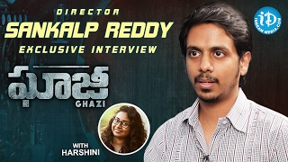 The Ghazi Attack Movie Director Sankalp Reddy Exclusive Interview