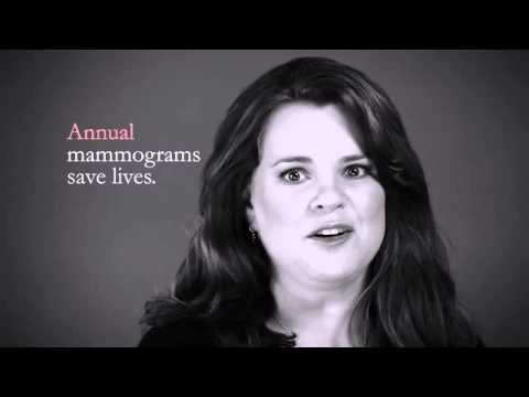 Annual Mammograms Save Lives
