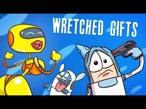 The Crew: Wretched Gifts | funny animated cartoons | animation | short film