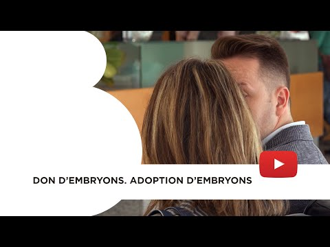 Don d'embryons. Adoption d'embryons