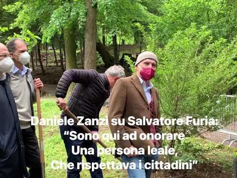"""Daniele Zanzi su Salvatore Furia: """"sono qui per onorare una persona leale e di parola"""""""