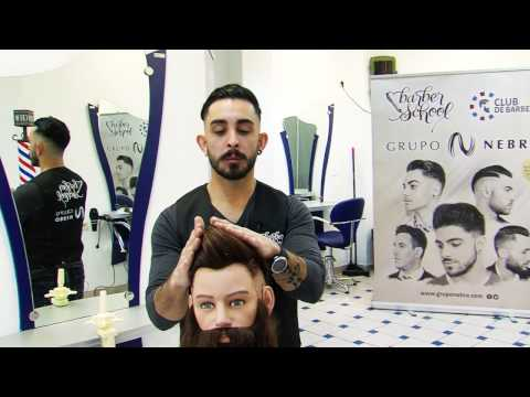 Los trucos de Cristian 1 - Peinado con Volumen cepillo circular