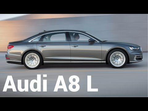 NEW 2018 Audi A8 L Quattro - Innovation, Quality and Precision