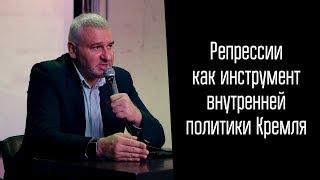 Репрессии как инструмент внутренней политики Кремля