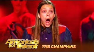 THE RESULTS: Most SHOCKING Elimination! Did America Get It Right?   America's Got Talent: Champions