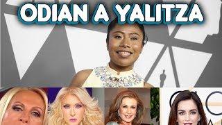 Estos famosos no quieren a Yalitza Aparicio | ORBIS Viral