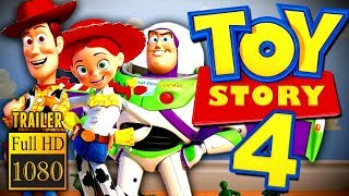 🎥 TOY STORY 4 (2019) | Full Movie Trailer In Full HD | 1080p