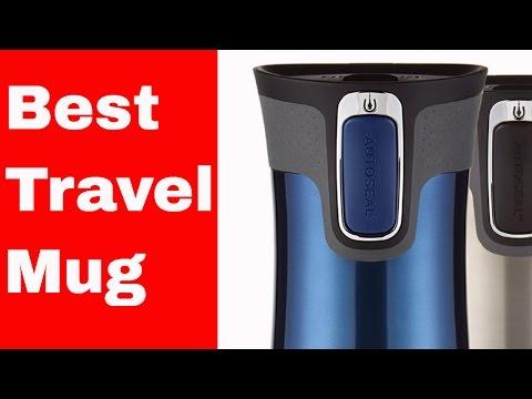 Best Travel Mug for Coffee