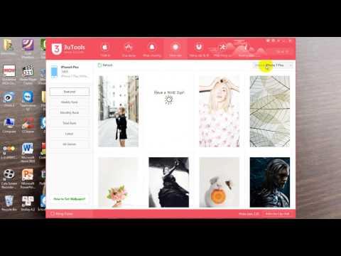 Hướng tải và cài đặt phần mềm 3u tool có tiếng việt hỗ trợ tối ưu cho iphone