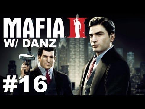 Mafia II w/ Danz Pt16 SHIVTASTIC
