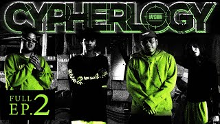 CYPHERLOGY EP.2: JONIN x M-PEE x NANEY x DARKFACE | RAP IS NOW