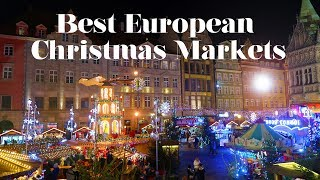 Best Christmas Markets In Europe 2017